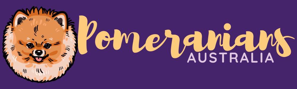 Pomeranians Australia Logo
